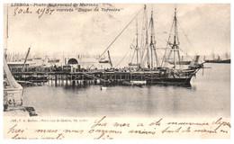 "LISBOA - Pointe Do Arsenal De Marinha - Corveta ""Duque Da Teroeira"" - Lisboa"
