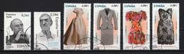 Espagne 2010 : Timbres Yvert & Tellier N° 4251 - 4252 - 4257 - 4258 - 4259 - 4260 - 4261 - 4262 - 4265 Et 4267 Oblitérés - 2001-10 Usati
