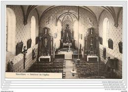 NEUVILLERS ..--  Intérieur De L' Eglise . - Libramont-Chevigny
