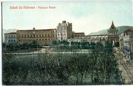Palermo Palazzo Reale , Sicilia - Palermo