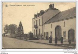 RECOGNE ..-- LIBRAMONT ..-- Route Vers NEUFCHATEAU . Vers VERVIERS ( Mr Mme MOBERS ) . Voir Verso . - Libramont-Chevigny