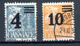 Danemark   Y&T    227 - 228    Obl   ---     Parfait état - Gebraucht