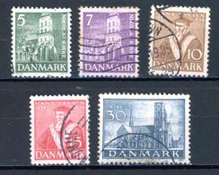 Danemark   Y&T    241 - 245    Obl   ---     Parfait état - Gebraucht