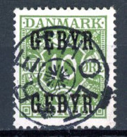 Danemark   Y&T    T  19    Obl   ---    Excellent état. - Portomarken