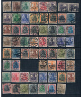 Germania 60 Stamps - Collections