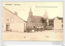 RECOGNE ..-- LIBRAMONT ..-- Charrette , Personnages . - Libramont-Chevigny