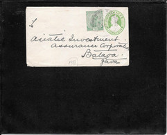 INDIA 1930, Postal Stationery To Java (ref 2854) - 1911-35 King George V
