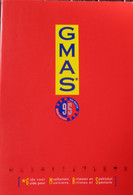 GMAS - 1995 Gids Voor Muzikanten, Artiesten En Spektakel - Adressen En Telefoonnummers - Adressenboek Telefoonboek - Non Classificati