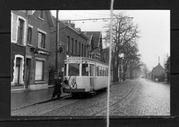 PHOTO  TRAM 65 ANTWERPEN MERKSEM MARIABURG KAPELLEN  REPRO - Tranvía