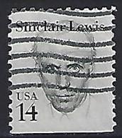 USA  1985  Sinclair Lewis  (o) Mi.1731 - Gebraucht