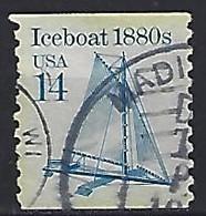 USA  1985  Iceboat  (o) Mi.1736 - Gebraucht