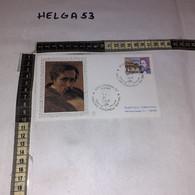 FB11680 FDC FILIGRANO CREMONA 1986 TIMBRO ANNULLO AMILCARE PONCHIELLI - F.D.C.