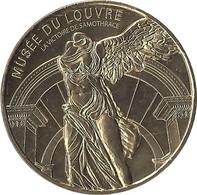 2020 MDP130 - PARIS - Musée Du Louvre 5 (La Victoire De Samothrace ) / MONNAIE DE PARIS - 2020
