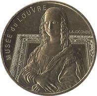 2019 MDP410 - PARIS - Musée Du Louvre 4 (la Joconde) / MONNAIE DE PARIS - 2019