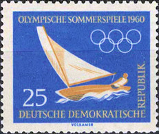 10344 Mi Nr. 749 DDR (1960) Postfrisch - Gebraucht