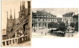 Milano , Piazza Della Scala , Duomo Particolare - Milano (Milan)