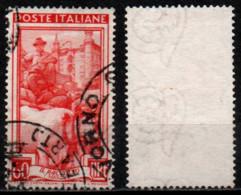 # Italia Al Lavoro 60 Lire Filigrana Ruota 3 Destra Bassa - 1946-60: Used
