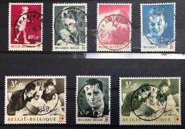 België, 1963, 1262/68, Prachtig Centraal Gestempeld KRAAINEM, OBP 6€ - Gebraucht