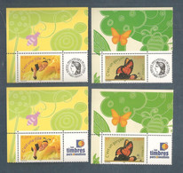 France, Personnalisés, 3634A, 3635A, Vignettes Cérès Et Personnalisés, Neuf **, TTB, C'est Une Fille, C'est Un Garçon - Personalized Stamps