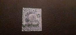 Stamps : Rare Et Tres Ancien Timbre Etats Indiens - Sonstige