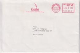 Absenderfreistempel - Rothenburg Ob Der Tauber, Hotel Eisenhut, 2000 - Briefe U. Dokumente