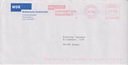 Absenderfreistempel - Düsseldorf, WDR Fernsehen, Lokalzeit, 1999 - Briefe U. Dokumente