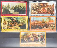 China 1998-24, Postfris MNH, The 50th Anniversary Of Liberation War - Ungebraucht