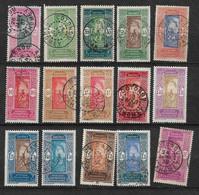 Daho9 -Dahomey N° 85 à 98 Neuf Ou Oblitéré 15 Valeur CV + De 23,00 Euros - Unclassified