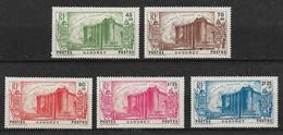 Daho13 -Dahomey N° 115 à 119 Neuf 5 Valeur CV + De 65,00 Euros - Unclassified