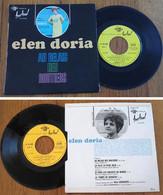 "RARE French EP 45t RPM BIEM (7"") ELEN DORIA (1963) - Collectors"