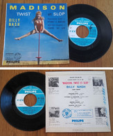 """RARE French EP 45t RPM BIEM (7"""") BILLY NASH ROCK BAND (1962) - Rock"""
