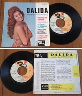 """RARE French EP 45t RPM BIEM (7"""") DALIDA (9/1961) - Collectors"""