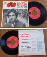 """RARE French EP 45t RPM BIEM (7"""") RICHARD ANTHONY (""""Mac Arthur Park"""", 1967) - Collectors"""