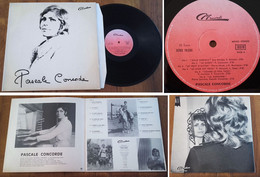"RARE French LP 33t RPM BIEM (12"") PASCALE CONCORDE (Gatefold P/s, 1969) - Collector's Editions"