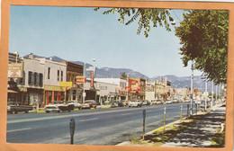 Colorado Springs Col Coca Cola Advertising Sign Old Postcard - Colorado Springs