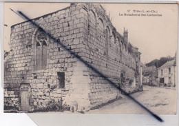Trôo (41) La Maladrerie Sainte Catherine (carte N°17) - Autres Communes