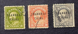 Stamps China , US OFFICE IN CHINA  / Timbres Chine  FREE SHIPPING - Sonstige