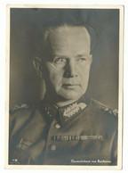 Drittes Reich Generaloberst Von Reichenau Ross-Verlag R26 1941 - People