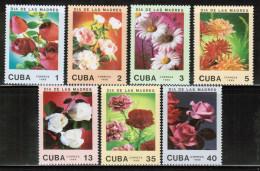 CU 1988 MI 3166-72 - Unused Stamps