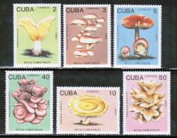 CU 1989 MI 3257-62 - Unused Stamps