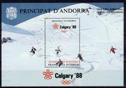 Andorra - VIGNETTE (h402) - Invierno 1988: Calgary