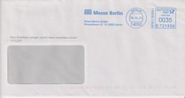 Absenderfreistempel - Berlin, Messe Berlin GmbH, 2006 - Briefe U. Dokumente