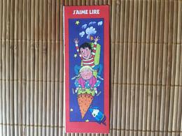 Marque Page J'aime Lire - Bookmarks