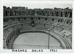 Snapshot ARLES Arênes 60s - Lieux