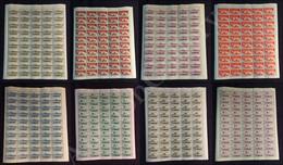 Lotti&Collezioni - Colonie - COLONIE - Libia - 1939 - XIII Fiera Campionaria - Serie Completa Ordinaria + Aerea In Fogli - Non Classés