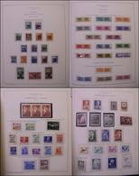 Lotti&Collezioni - Trieste  - TRIESTE - 1947/1954 - Collezione Avanzata Di Valori Nuovi Del Periodo - Valore Di Catalogo - Non Classés