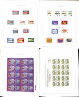 Lotti&Collezioni - EUROPA CEPT - EUROPA CEPT - 1956/1987 - Collezione Avanzata Di Valori Nuovi E Usati In 2 Grandi Album - Non Classés