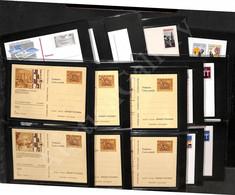 Lotti&Collezioni - EUROPA CEPT - EUROPA CEPT - 1973/2001 - Collezione Completa Dei 60 Interi Postali Nuovi Del Periodo M - Non Classés