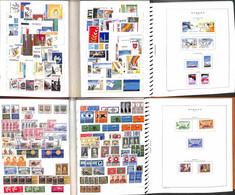 Lotti&Collezioni - EUROPA CEPT - EUROPA CEPT - 1978/1996 - Collezione Avanzata (quasi Completa) Di Valori Nuovi In 2 Gra - Non Classés