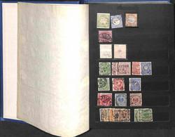 Lotti&Collezioni - GERMANIA - GERMANIA - 1872/2002 - Raccolta Con Diverse Centinaia Di Valori Prevalentemente Usati Di B - Non Classés